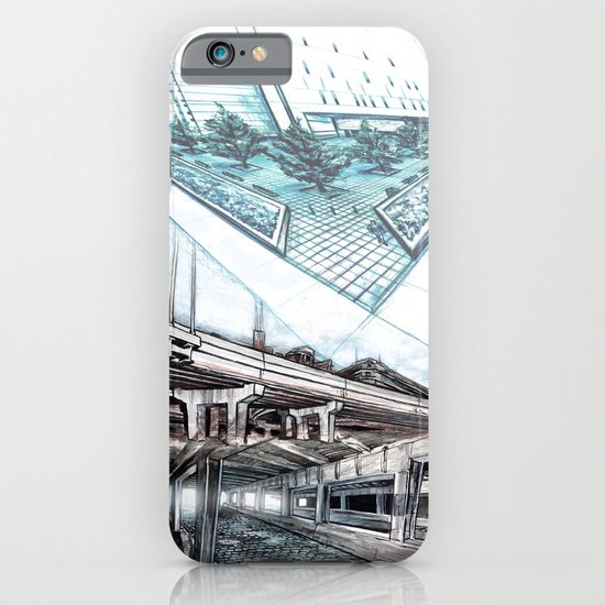 Urban passages: Chicago  iPhone & iPod Case