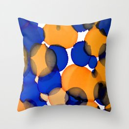 CO2 Throw Pillow
