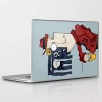 drink Laptop & iPad Skins featuring DRINK by Ivano Nazeri