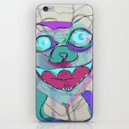 little monster iPhone Skin