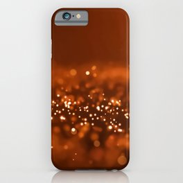 Gold magic iPhone Case