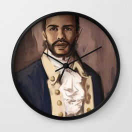 Lafayette Wall Clock