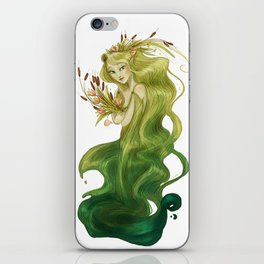 Naiad/Náyade iPhone Skin