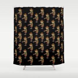 Sloth Freddy Shower Curtain