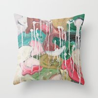 maps Throw Pillows featuring Maps by Stephen John Bryde