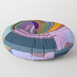 Colour Revolution NINE Floor Pillow