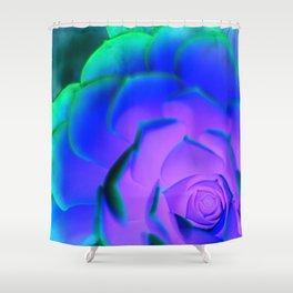 Succulent Succulents 1 Shower Curtain