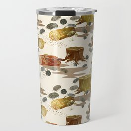 Woodlouse Wandering Travel Mug