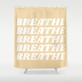 breathe Shower Curtain