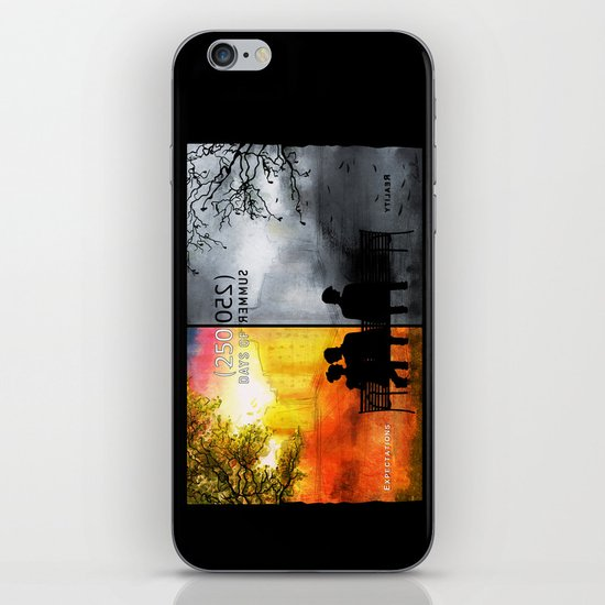 250/250 Days of Summer.... iPhone & iPod Skin