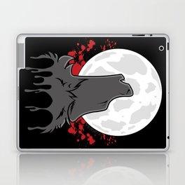Howl at the Moon (Awoo) Laptop & iPad Skin