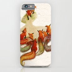 aesop's fable - the fox and his tail Slim Case iPhone 6s