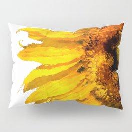 Simply a sunflower Pillow Sham