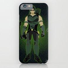 Green Arrow Slim Case iPhone 6s