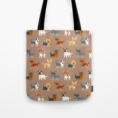 AUSSIE DOGS Tote Bag