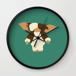 NE JAMAIS LE NOURRIR APRES MINUIT ( Gremlins ) Wall Clock