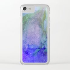 The Art of Solitude Clear iPhone Case