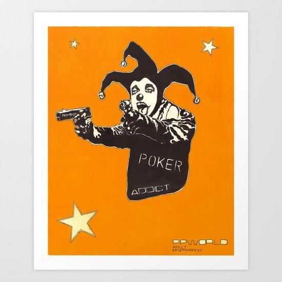 Pussy Power World Games Inc. Art Print