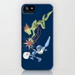 Odd Love iPhone Case