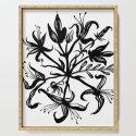 Black bouquet by elecarter77