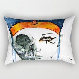 Immortal Cleopatra Rectangular Pillow
