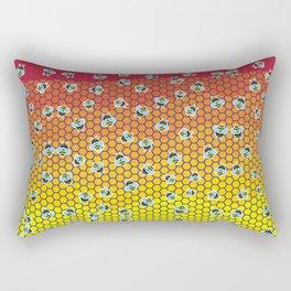 The beehive Rectangular Pillow