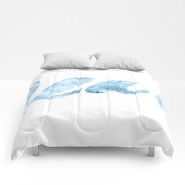 Peace  - Version 2 Comforters