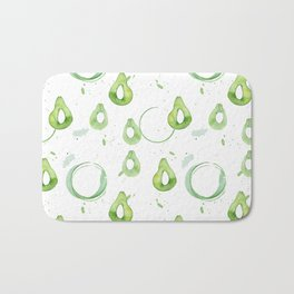 Avocado2 Bath Mat