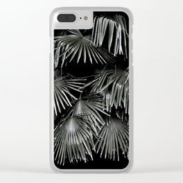 TROPICAL garden 5/5 Clear iPhone Case