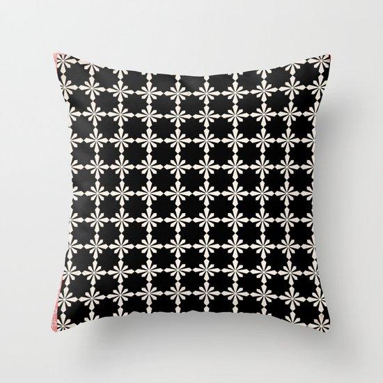 Wallpaper 2 Throw Pillow