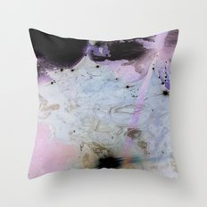 Lilypad 1 Throw Pillow