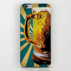 Beer Mug iPhone & iPod Skin