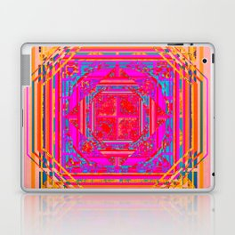 looking for something (with aqua) Laptop & iPad Skin