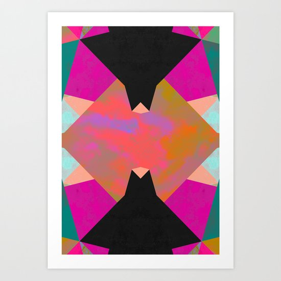 Abstract 04 Art Print