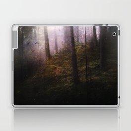 Travelling darkness Laptop & iPad Skin