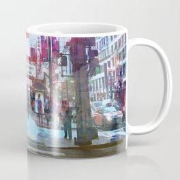 Chicago - State and Lake Coffee Mug