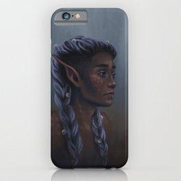 Cliffs Elf iPhone Case