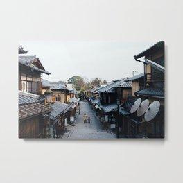 Gion Metal Print
