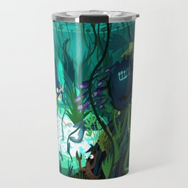 Spying on the Ama Diver Travel Mug