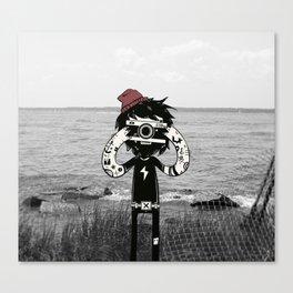 Leica Canvas Print