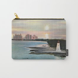 The Islands Of The Bahamas - Nassau Paradise Island Carry-All Pouch