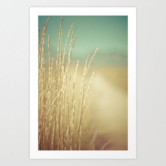 golden no. 2 Art Print