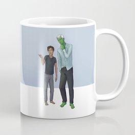 Magnus and Etta Coffee Mug