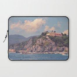 Cliffside Italian Villages Laptop Sleeve