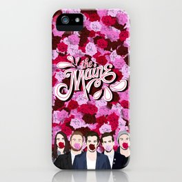 The Maine roses iPhone Case