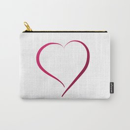 Heart in Style by LH Carry-All Pouch