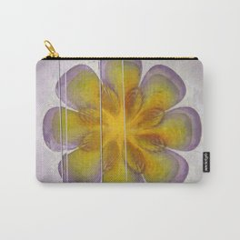 Unnarrative Fabric Flower  ID:16165-083138-80741 Carry-All Pouch