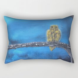 Owlie- The protector of the Forest Rectangular Pillow
