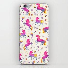 Unicorn Jubilee iPhone Skin