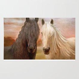 Stallions Of Destiny Rug